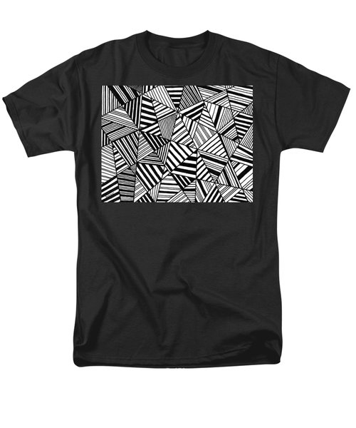 Ebony And Ivory Men's T-Shirt  (Regular Fit) by Susie Weber