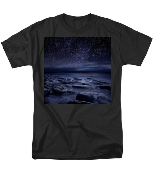Echoes Of The Unknown Men's T-Shirt  (Regular Fit) by Jorge Maia