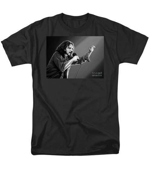 Eddie Vedder  Men's T-Shirt  (Regular Fit) by Meijering Manupix