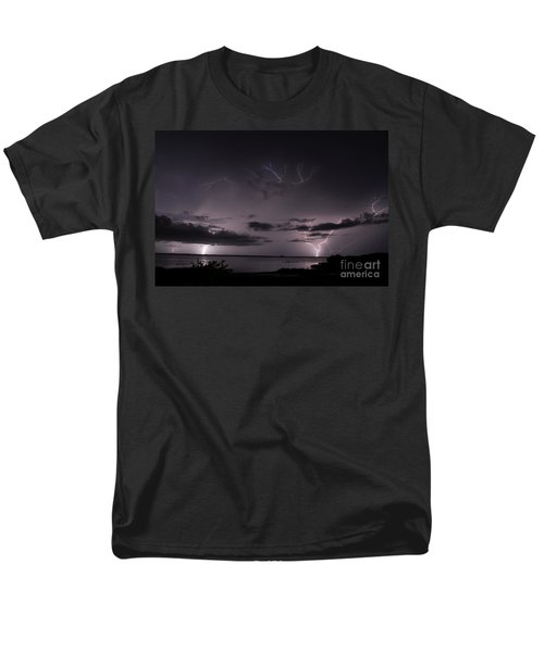 Egg Shell Men's T-Shirt  (Regular Fit) by Quinn Sedam