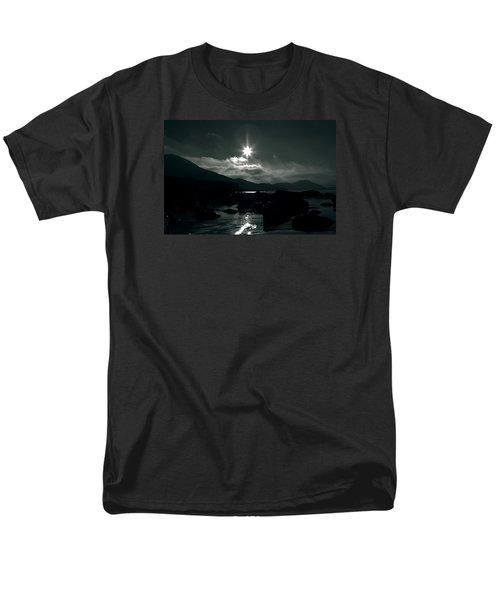 Eight Pointed Star  Men's T-Shirt  (Regular Fit)