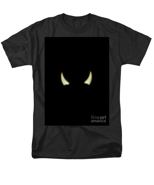 El Diablo Men's T-Shirt  (Regular Fit) by Angela J Wright