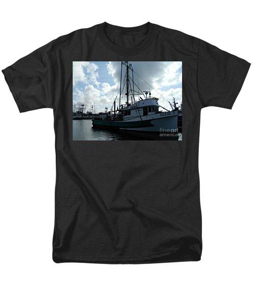 Ellie J Men's T-Shirt  (Regular Fit) by Chalet Roome-Rigdon