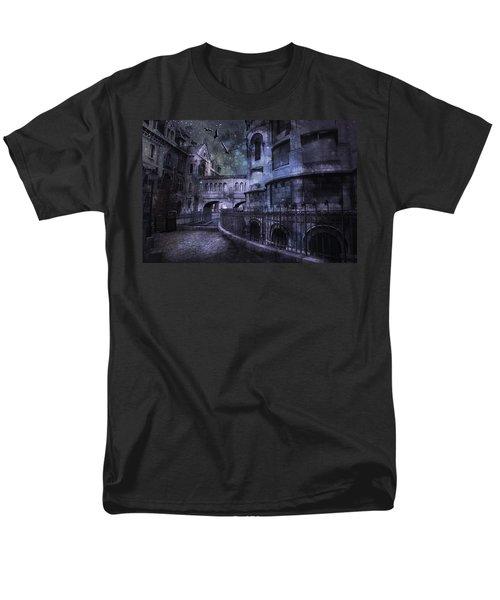 Enchanted Castle Men's T-Shirt  (Regular Fit) by Evie Carrier