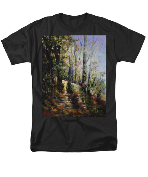 Enchanted Forest Men's T-Shirt  (Regular Fit) by Sher Nasser
