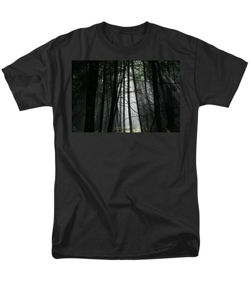 Encounter Of The Vermont Kind No.2 Men's T-Shirt  (Regular Fit)