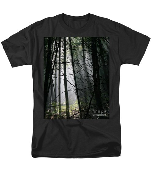 Encounters Of The Vermont Kind  Men's T-Shirt  (Regular Fit)