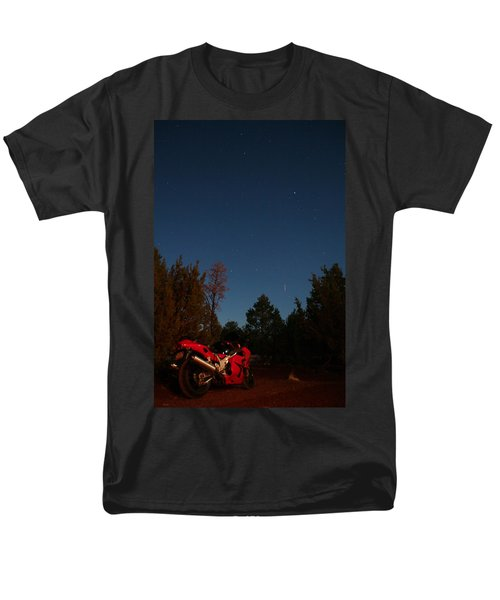 End Of The Day Men's T-Shirt  (Regular Fit) by David S Reynolds