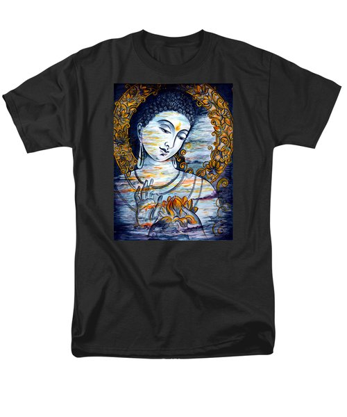 Enlightened  Men's T-Shirt  (Regular Fit) by Harsh Malik