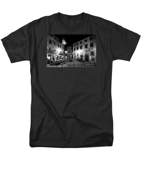 Evening In Tuscany Men's T-Shirt  (Regular Fit) by Ramona Matei
