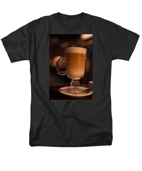 Evening Refreshments Men's T-Shirt  (Regular Fit) by Miguel Winterpacht