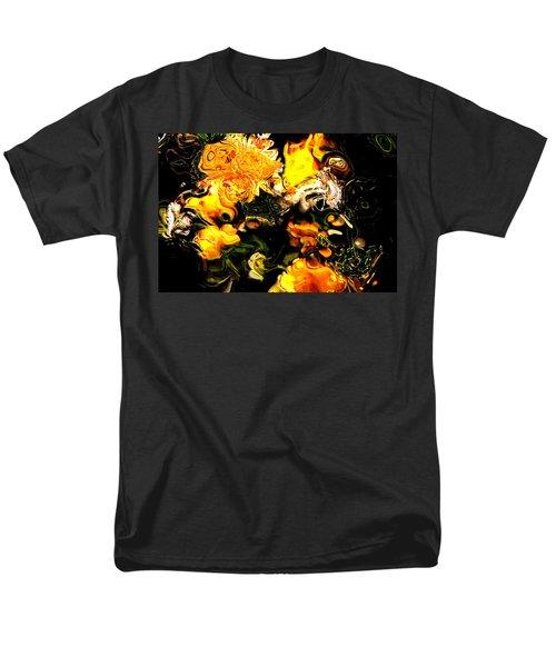 Men's T-Shirt  (Regular Fit) featuring the digital art Ex Obscura by Richard Thomas