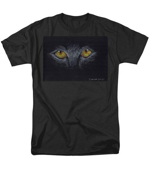 Eyes Men's T-Shirt  (Regular Fit) by Zilpa Van der Gragt
