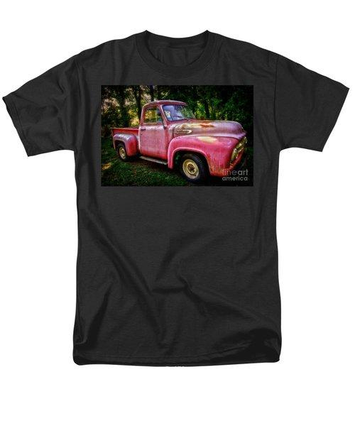 F100 Men's T-Shirt  (Regular Fit) by Debra Fedchin