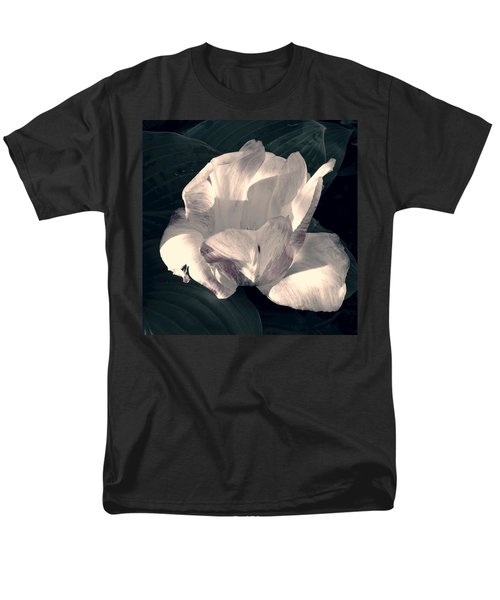Men's T-Shirt  (Regular Fit) featuring the photograph Faded Beauty by Photographic Arts And Design Studio