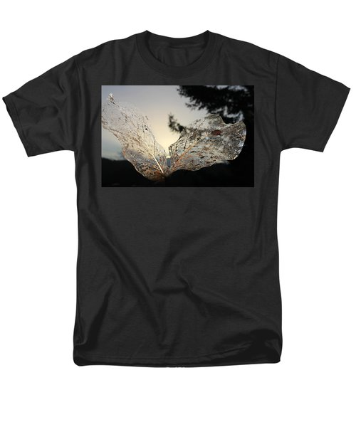 Faerie Wings Men's T-Shirt  (Regular Fit) by Katie Wing Vigil