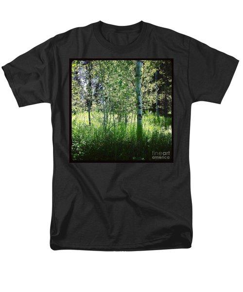 Fairy Circle Men's T-Shirt  (Regular Fit) by Meghan at FireBonnet Art