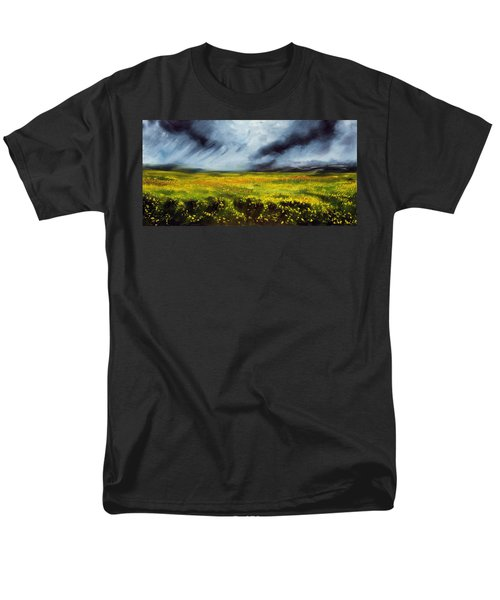 Faith Men's T-Shirt  (Regular Fit) by Meaghan Troup