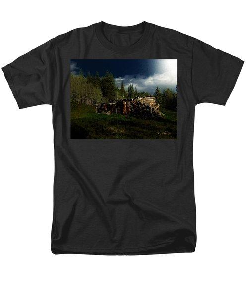 Fallen In Men's T-Shirt  (Regular Fit) by RC DeWinter