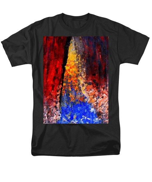 Falling Men's T-Shirt  (Regular Fit) by Ian  MacDonald