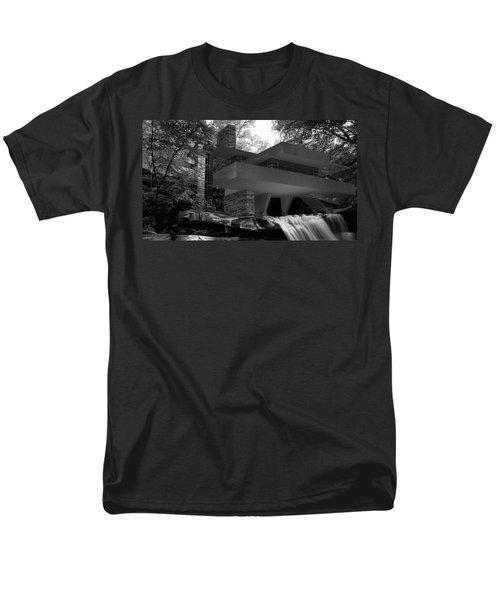 Falling Waters Men's T-Shirt  (Regular Fit) by Louis Ferreira
