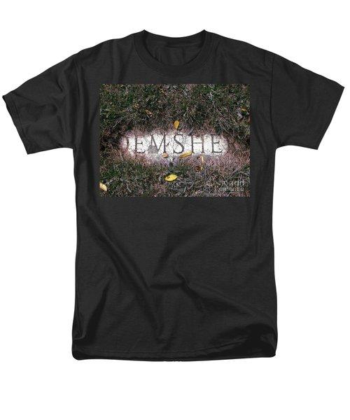 Men's T-Shirt  (Regular Fit) featuring the photograph Family Crest by Michael Krek
