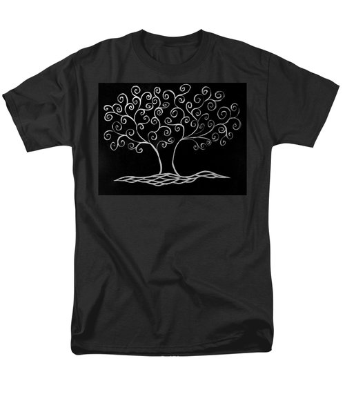 Family Tree Men's T-Shirt  (Regular Fit) by Jamie Lynn