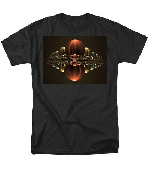 Men's T-Shirt  (Regular Fit) featuring the digital art Fantastic Skyline by Gabiw Art