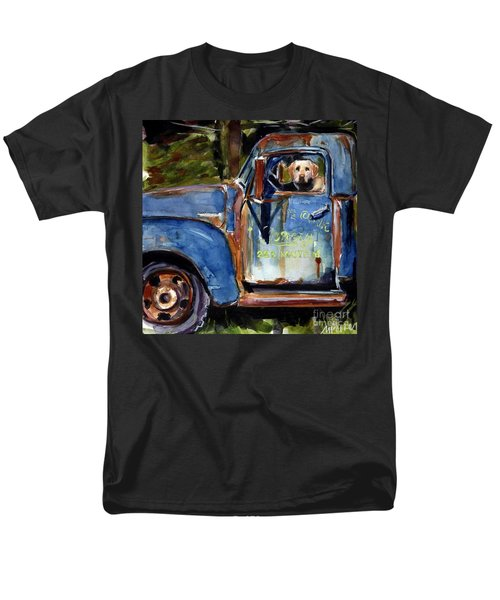 Farmhand Men's T-Shirt  (Regular Fit) by Molly Poole