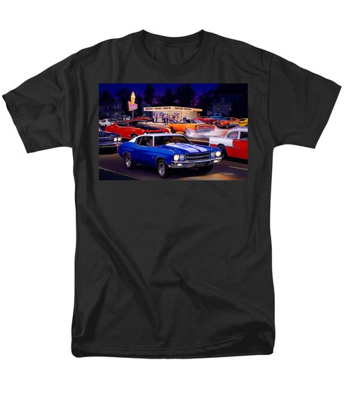 Fast Freds Men's T-Shirt  (Regular Fit) by Bruce Kaiser