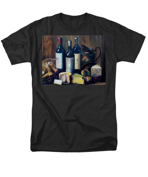 Feast Still Life Men's T-Shirt  (Regular Fit)