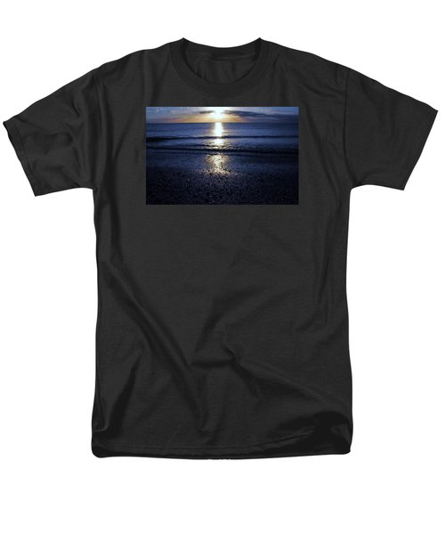 Men's T-Shirt  (Regular Fit) featuring the photograph Feeling The Sunset by Kicking Bear  Productions