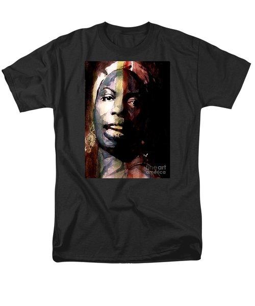 Felling Good  Men's T-Shirt  (Regular Fit) by Paul Lovering