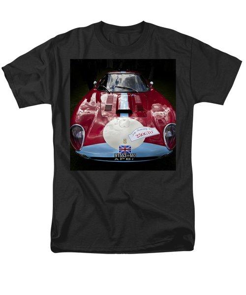 Ferrari 250 Gto Scaglietti 64 C Men's T-Shirt  (Regular Fit) by Maj Seda
