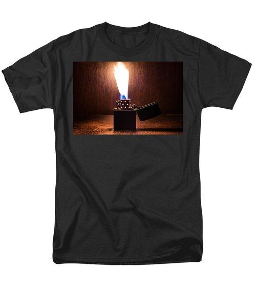 Feuer Men's T-Shirt  (Regular Fit) by Tgchan
