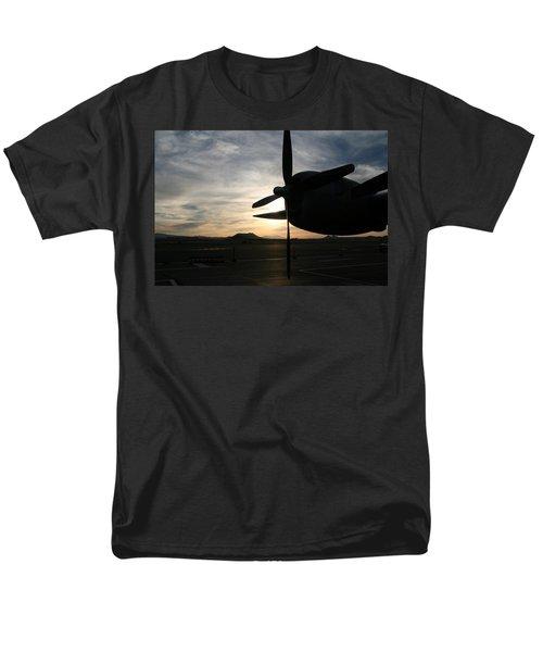 Men's T-Shirt  (Regular Fit) featuring the photograph Fi-fi Power by David S Reynolds
