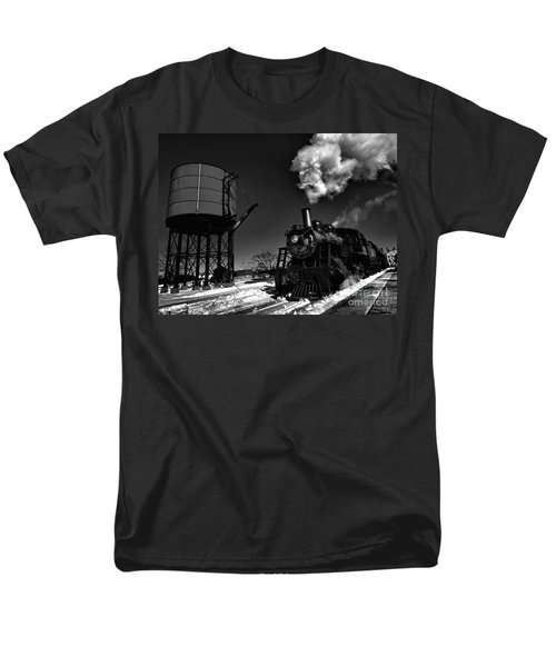 Filler Up Men's T-Shirt  (Regular Fit) by Robert McCubbin