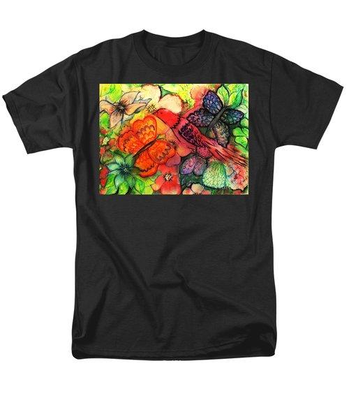 Finding Sanctuary Men's T-Shirt  (Regular Fit) by Hazel Holland