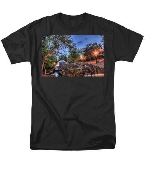 Finlay Park Men's T-Shirt  (Regular Fit) by Rob Sellers