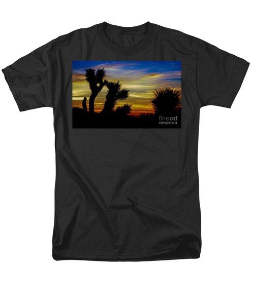 First Light Men's T-Shirt  (Regular Fit) by Angela J Wright