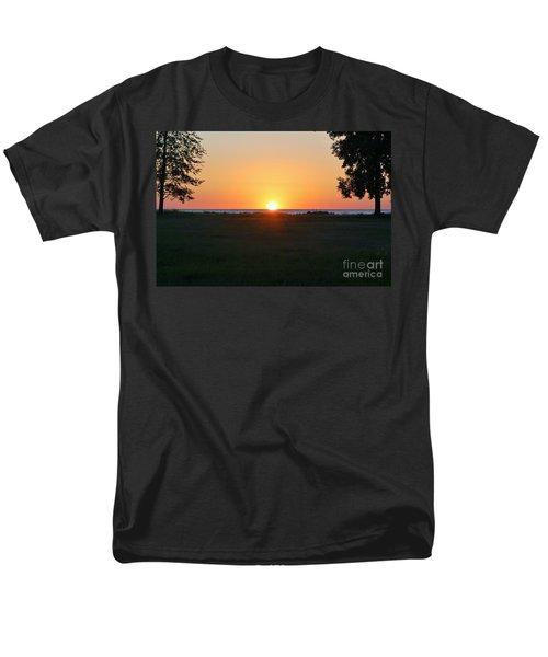 Men's T-Shirt  (Regular Fit) featuring the photograph First Light by Patrick Shupert