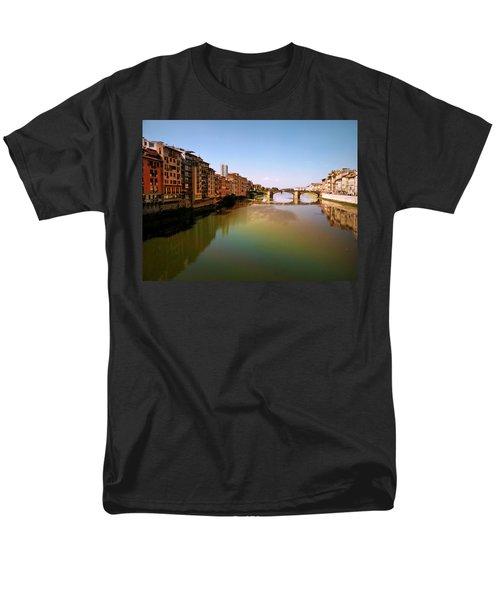 Fiume Di Sogni Men's T-Shirt  (Regular Fit)