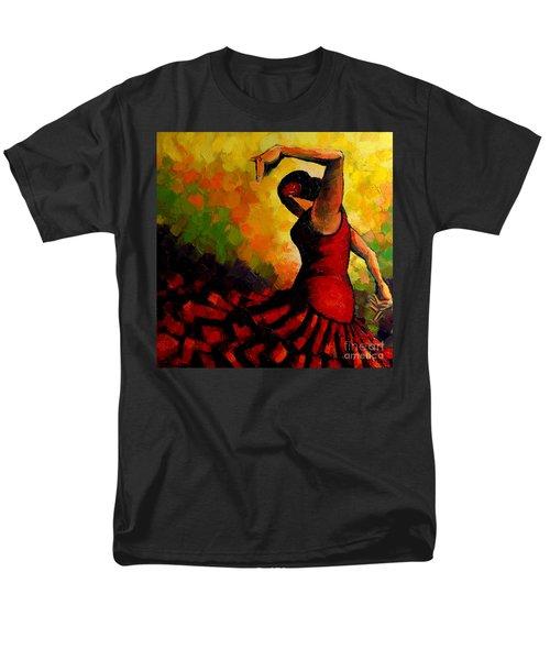 Flamenco Men's T-Shirt  (Regular Fit)