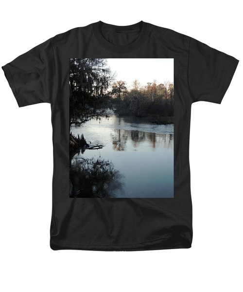 Men's T-Shirt  (Regular Fit) featuring the photograph Flint River 20 by Kim Pate