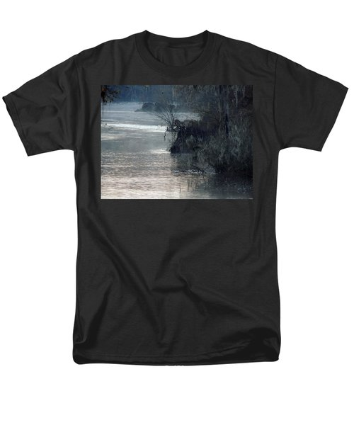 Men's T-Shirt  (Regular Fit) featuring the photograph Flint River 28 by Kim Pate