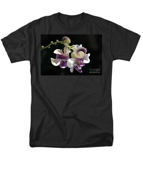 Flower-snail Flower Men's T-Shirt  (Regular Fit) by Joy Watson