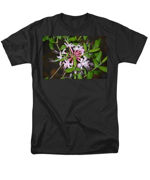 Men's T-Shirt  (Regular Fit) featuring the photograph Flower Wheel by Tara Potts
