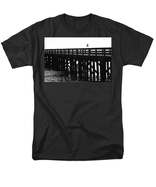 Men's T-Shirt  (Regular Fit) featuring the photograph Fly Away by Sonya Lang