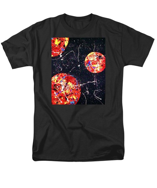 Fly Me To The Moon Men's T-Shirt  (Regular Fit)