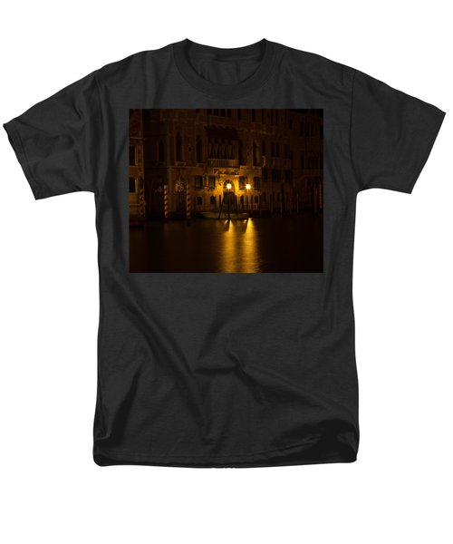 Follow Me Across The Water And Time Men's T-Shirt  (Regular Fit) by Alex Lapidus